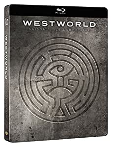 WESTWORLD SAISON 1 STEELBOOK EDITION LIMITEE /V BD [HBO]