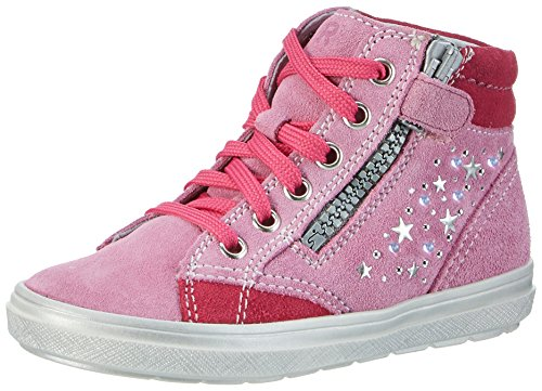 Richter Kinderschuhe Ilva (Blinki), Sneakers basses fille Pink (candy/fuchsia)