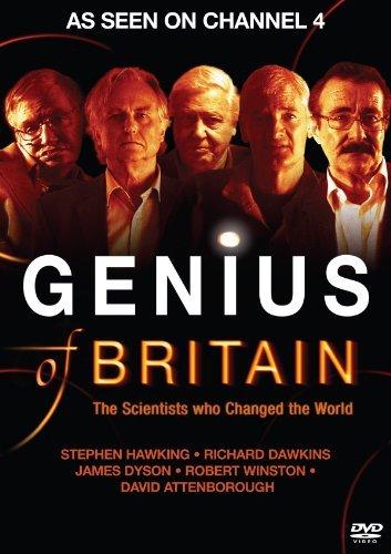 Genius of Britain - Complete Series (2 DVDs)