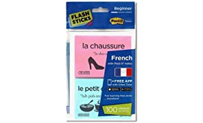 Flashsticks French Beginner Starter Pack
