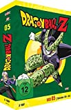 Dragonball Z - Box 5/10 (Episoden 139-164) [5 DVDs]