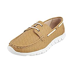 MOCHI Women CHIKOO Synthetic Loafers ( 31-8375-22-39-CHIKOO ) ( SIZE EURO39/UK6 )