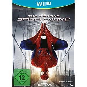 The Amazing Spiderman 2 – [Nintendo Wii U]