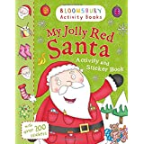 My Jolly Red Santa Activity and Sticker (Holiday Activity and Sticker Books)