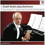 Rudolf Serkin plays Beethoven (Coffret 11 CD)