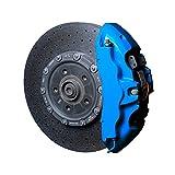 Foliatec F2188 Bremssattel Lack GT, 3 Komponenten, Blau