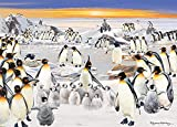 Otter House Penguin Party - Pinguin Kolonie - Puzzle - 1000 Teile