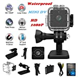 2018 New Original Sansnail Mini Kamera SQ12 HD Camcorder SQ8 SQ11 Upgrade Nachtsicht 30M Wasserdicht Mini Kamera 1080P Sport Mini DV Voice Video Recorder