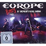 Live! at Shepherd's Bush,London [CD + DVD]