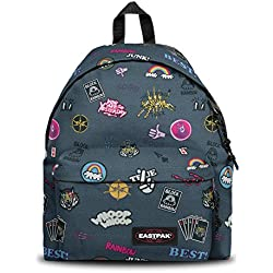 Eastpak Padded Pak'r EK62052O Zaino, Multicolore (All Patched)