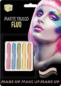 FIORI PAOLO-Juego de lápices Make Up Fluo,, 004.64018