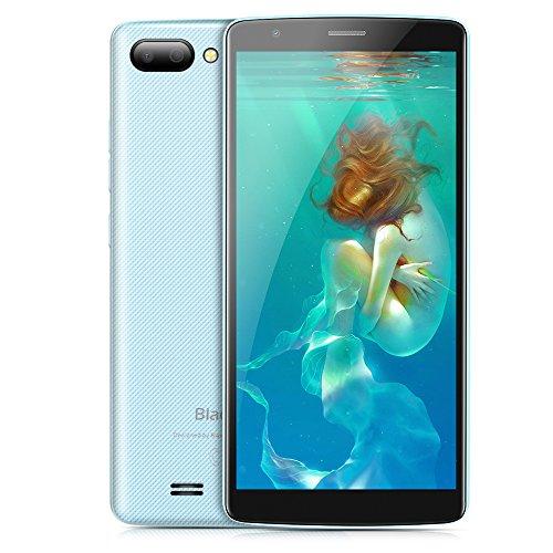 Blackview A20- 3G Smartphone 5.5 inch MTK6580 Quad core 1GB RAM + 8GB ROM 18: 9 Pantalla 3000mAh Batería Extraíble...
