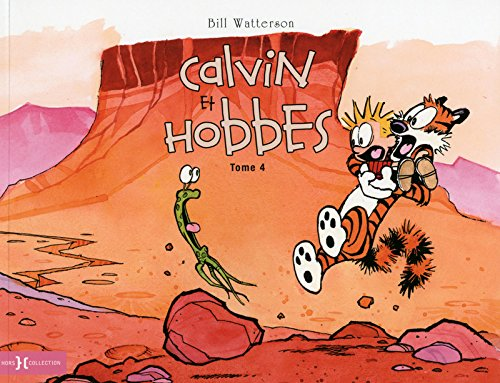 Calvin et Hobbes Édition originale 4 (4)