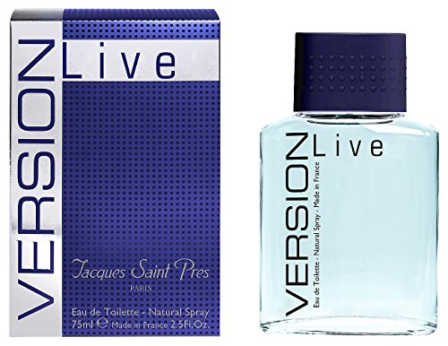 Jacques Saint Pres Version Live Eau de Toilette 75 ml