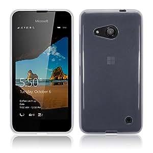 MobilePro Coque en gel pour Nokia/Microsoft Lumia 550 Transparent