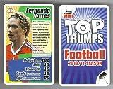 TOP TRUMPS Mini 2010-11 football game card Liverpool FERNANDO TORRES