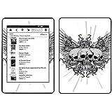 Royal Wandtattoo RS. 34843selbstklebend für Kindle Paperwhite, Motiv Three Skulls with Wings - gut und günstig