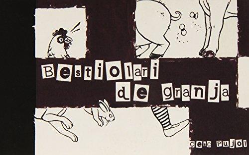 Bestiolari De Granja (Muddy Mots Flip Books)