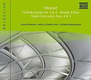 Violinkonzerte Nr. 4+5/Rondo