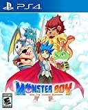 Monster Boy and the Cursed Kingdom PS4 + Booklet and Stickers