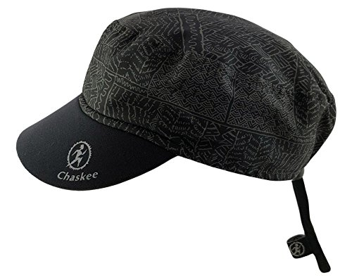 Chaskee Reversible Cap Tribal Print Black