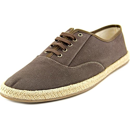 Ralph Lauren Shoreham Uomo US 8 Marrone Scuro Espadrille