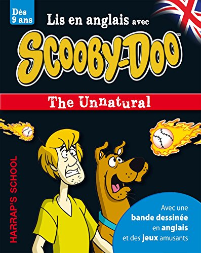Harrap's A story and games with Scooby-Doo - The Unnatural