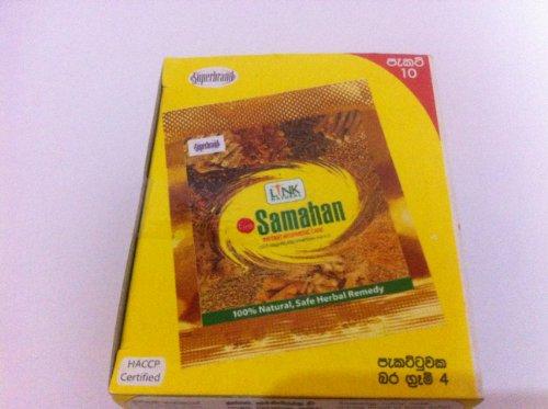 LINK SAMAHAN LINK SAMAHAN Samahan ayurvedischen Ceylon Kräutertee 50 Sachets