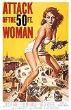 Angriff der 20 Meter Frau (1958) | US Filmplakat, Poster