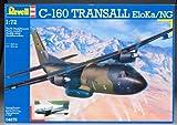 Revell Modellbausatz 04675 C-160 Transall ELOKA/NG - Avión a escala 1:72 [Importado de Alemania]