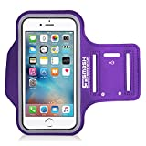 iPod Touch Running Armband | Smash Terminator Neoprene Sports Gym Arm band for iPod Touch 1st, 2nd, 4th, 5th, 6th & New 7th Generation. 8gb, 16gb, 32gb & 64gb with Key Holder and Reflective Strip (As Seen in Runners World Magazine - 5 Stars) inc. 18-Month Warranty