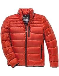 Dolomite Corvara 2 - Chaqueta de Invierno para Hombre, plumón de Pato, Color Naranja