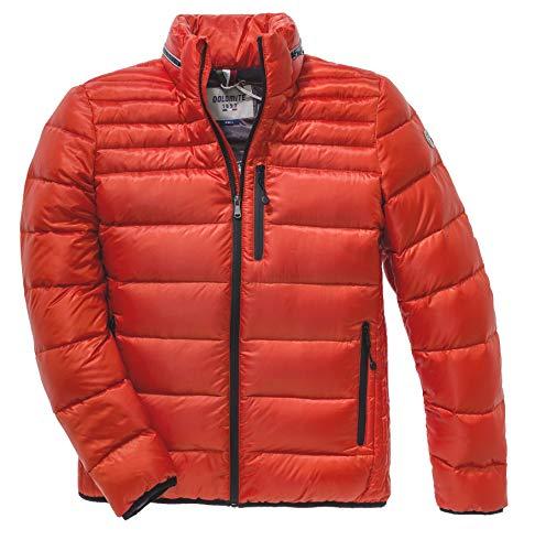 DOLOMITE Corvara 2 - Piumino Invernale da Uomo, Colore Arancione Antico, Taglia L