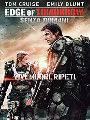Edge of tomorrow - Senza domani [IT Import]