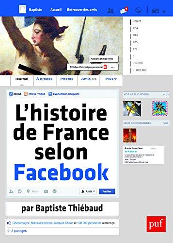 L'histoire de France selon Facebook