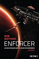 Enforcer: Roman (German Edition)