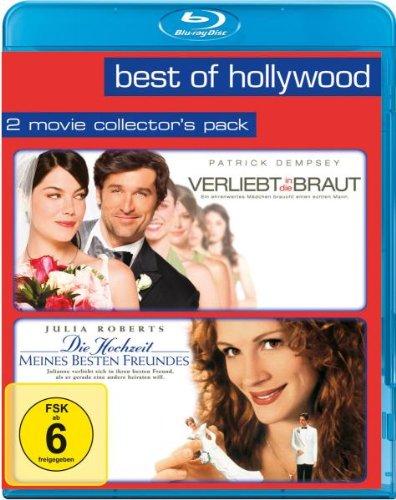 Verliebt in die Braut/Die Hochzeit meines besten Freundes - Best of Hollywood/2 Movie Collector's Pack [Blu-ray]