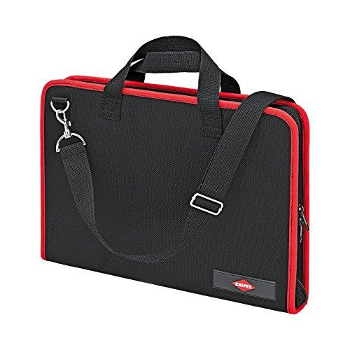 Knipex 00 21 11 LE - kompakte Werkzeugtasche für Servicetechniker