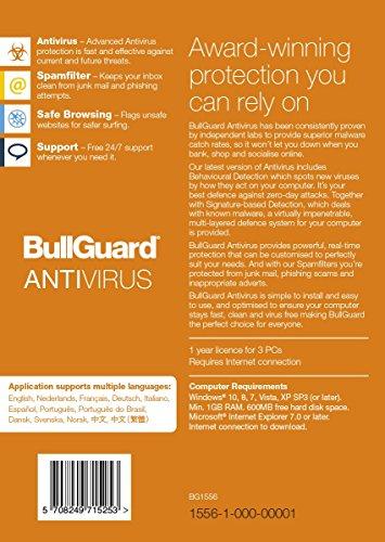 BullGuard Antivirus Latest Editi...