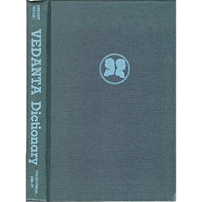 Vedanta Dictionary