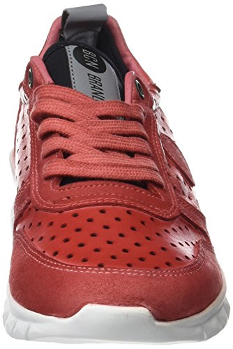 BCN Brand Damen 950 INVIERNO Neopreno Sneakers Rot (Red)