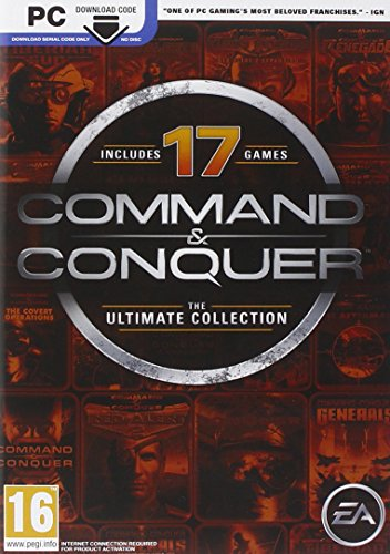 Electronic Arts Command & Conquer - The Ultimate Collection, PC - Juego (PC, Estrategia, T (Teen))