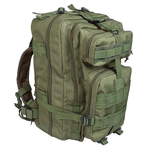 Imagen de  táctica, camtoa military army patrol ,  de senderismo  al aire libre moda bolsa de aire libre  de marcha  táctica  militar assault pack backpack. verde alternativa