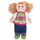Bigjigs Toys Sophia 34cm Puppe