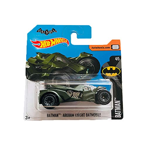 Hot Wheels Batman: Arkham Knight Batmobile 88/365