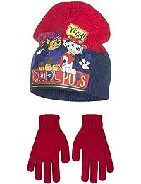 Palleon - Set de bufanda, gorro y guantes - para niño