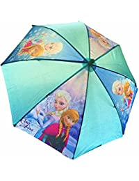 Disney Umbrella Rain Kids Character Paw Petrol Minnie Princess Brolley Childrens