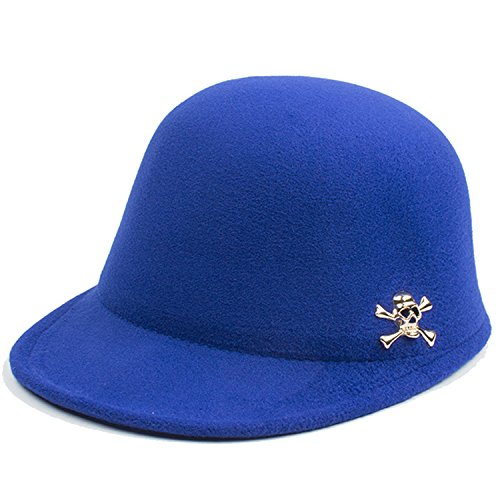 Belsen - Chapeau - Femme Bleu
