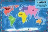 Image de Adventures Around the Globe - World Atlas - 1ed - Anglais