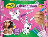 Mes Animaux à Colorier _Color'N'Wash Kit 1